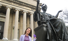 Jelena Marasevic received Yahoo!'s Yodel Your Thoughts Scholarship