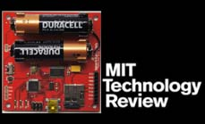 Kinetic Energy Harvesting Study featured in the MIT Technology Review Physics ArXiv Blog