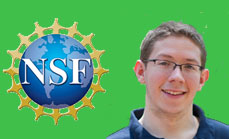 Craig Gutterman received an NSF Graduate Research Fellowship