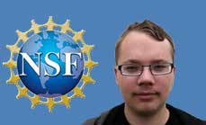 Josiah Hutchinson received the NSF SEGUE scholarship