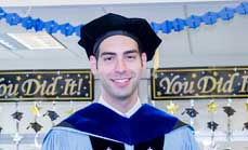 Berk Birand awarded a Ph.D.