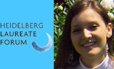 Jelena Marasevic selected to participate in the Heidelberg Laureate Forum