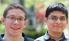 Varun Gupta and Craig Gutterman selected to participate in the NYC Media Lab Combine program