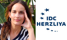Dr. Gail Gilboa-Freedman joins the faculty of IDC Herzliya