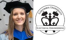 Dr. Jelena Diakonikolas (Marasevic) received the Electrical Engineering Collaborative Research Award