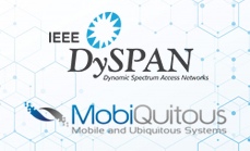 Keynotes at MobiQuitous'19 and at IEEE DySPAN 2019 Workshop on mmWave Communications and Networks