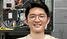 Video about Tingjun Chen featured in the Columbia Engineering website