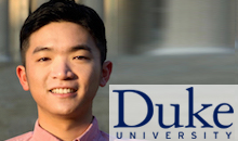 Tingjun Chen to join Duke University as an Assistant Professor